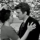 Giannis Fertis and Xenia Kalogeropoulou in Egataleipsi (1965)