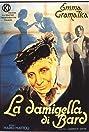 La damigella di Bard (1936) Poster