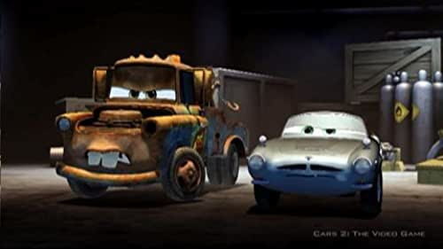 Cars 2: The Video Game (VG)