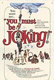 You Must Be Joking! (1965) Poster - Movie Forum, Cast, Reviews