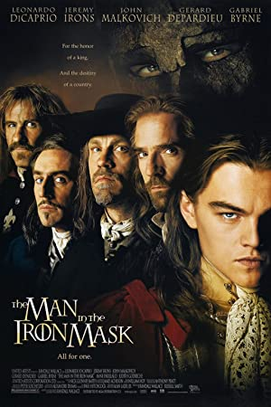 The Man in the Iron Mask Poster Image