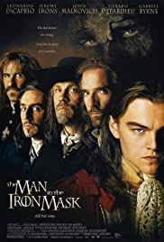 Nonton Film The Man in the Iron Mask (1998)