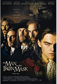 Download The Man in the Iron Mask (1998) Movie