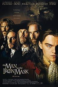 The Man in the Iron Maskคนหน้าเหล็กผู้พลิกแผ่นดิน