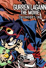 Watch Movie Gurren Lagann: The Movie – Childhood's End (Gekijo ban Tengen toppa guren ragan: Guren hen) (2008