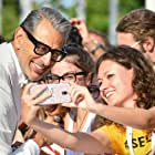 Jeff Goldblum at an event for The Mountain (2018)