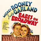 Judy Garland and Mickey Rooney in Babes on Broadway (1941)