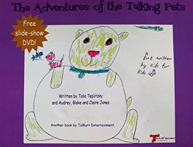Legal movie tv downloads Adventures of the Talking Pets by none [720x594]
