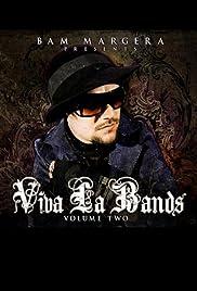 Bam Margera Presents: Viva La Bands Vol. 2 Poster