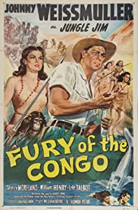 English movies direct download Fury of the Congo by William Berke [Full]