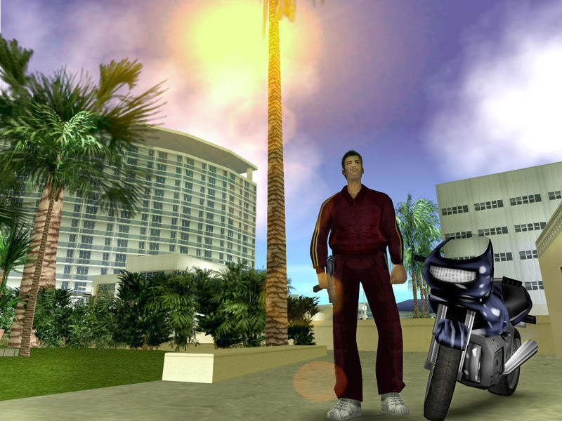 Grand Theft Auto: Vice City (Video Game 2002) - Photo