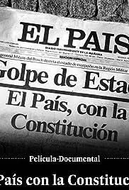 El País con la Constitución Poster