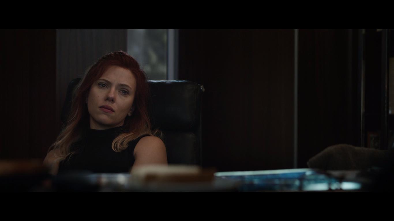 Scarlett Johansson in Avengers: Endgame (2019)