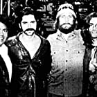 John Stamos, Matt Letscher, Nick Stabile, and Billy Hinsche in The Beach Boys: An American Family (2000)