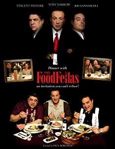 Downloadable video clips for imovie Dinner with the FoodFellas by [640x480]