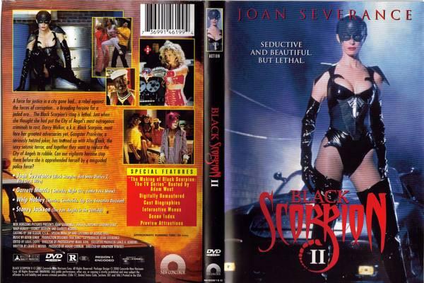 Black Scorpion II