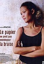 Le papier ne peut pas envelopper la braise