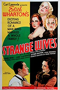 Watch live tv movies Strange Wives by Edward Ludwig [mts]