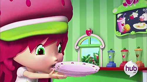 Strawberry Shortcake's Berry Bitty Adventures: Lots Of Time Before The Cafe Opens