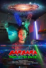 Barbara from Outer Space Poster