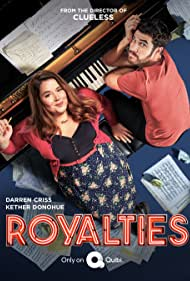 Kether Donohue and Darren Criss in Royalties (2020)