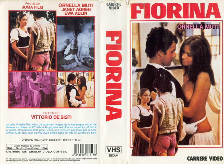 Ornella Muti, Janet Agren, Ewa Aulin, and Angela Covello in Fiorina la vacca (1973)