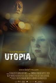Devin McCarthy and Makha Mthembu in Utopia (2018)