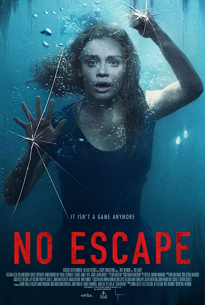 No Escape 2020 English 720p HDRip 795MB | 300MB Download