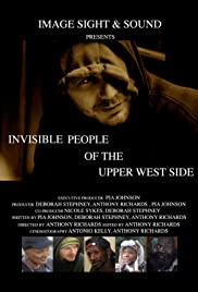 Invisible People Of The Upper West Side Poster
