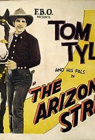 Tom Tyler in The Arizona Streak (1926)