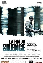 La fin du silence Poster