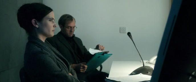 Stephen Dillane and Eva Green in Perfect Sense (2011)
