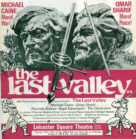 The Last Valley (1971)