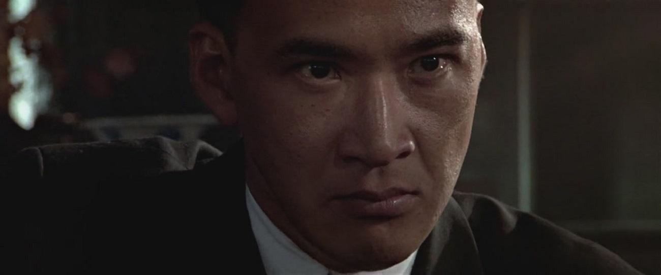 Yûsaku Matsuda in Black Rain (1989)