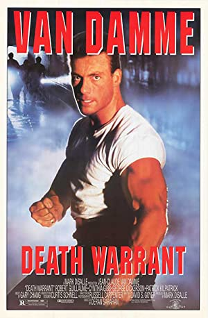 Death Warrant 1990 MGM 1080p BluRay x265-RARBG