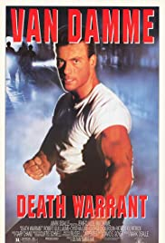 Death Warrant Poster
