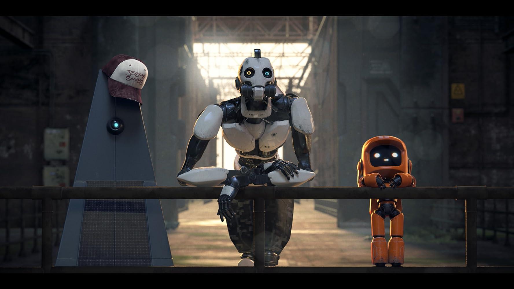 Love, Death & Robots (2019) Online Subtitrat in Romana