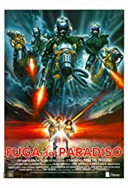 Flight from Paradise Poster