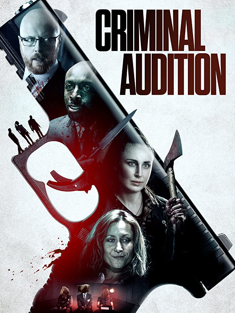 Criminal Audition 2020 English 720p HDRip 800MB Download