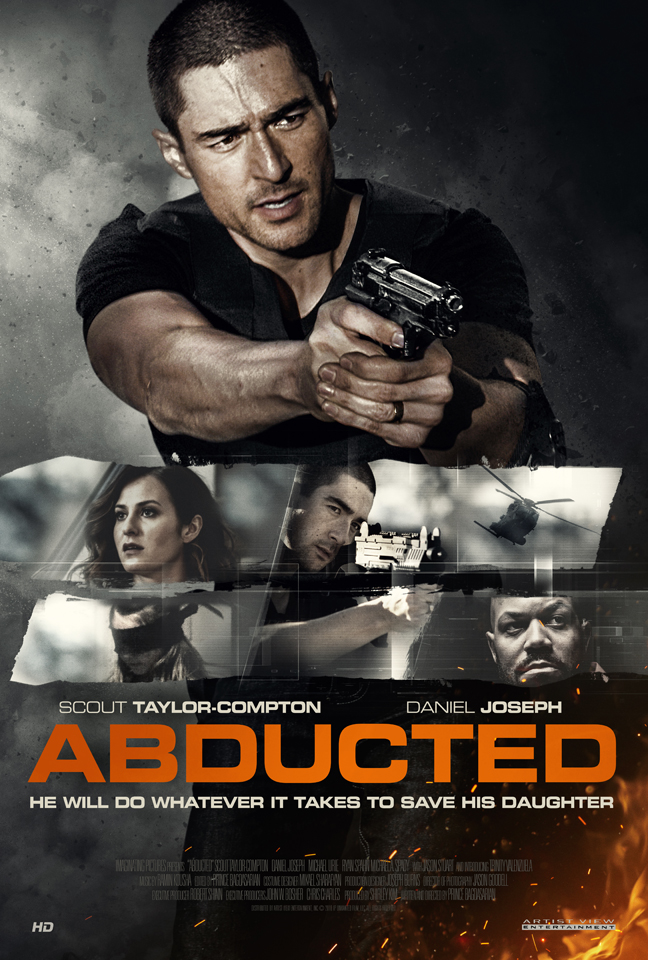 Abducted (2020) Dual Audio 720p WebRip [Hindi (Fun Dub) + English (ORG)] Free Download