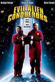 Evil Alien Conquerors (2003) Poster - Movie Forum, Cast, Reviews