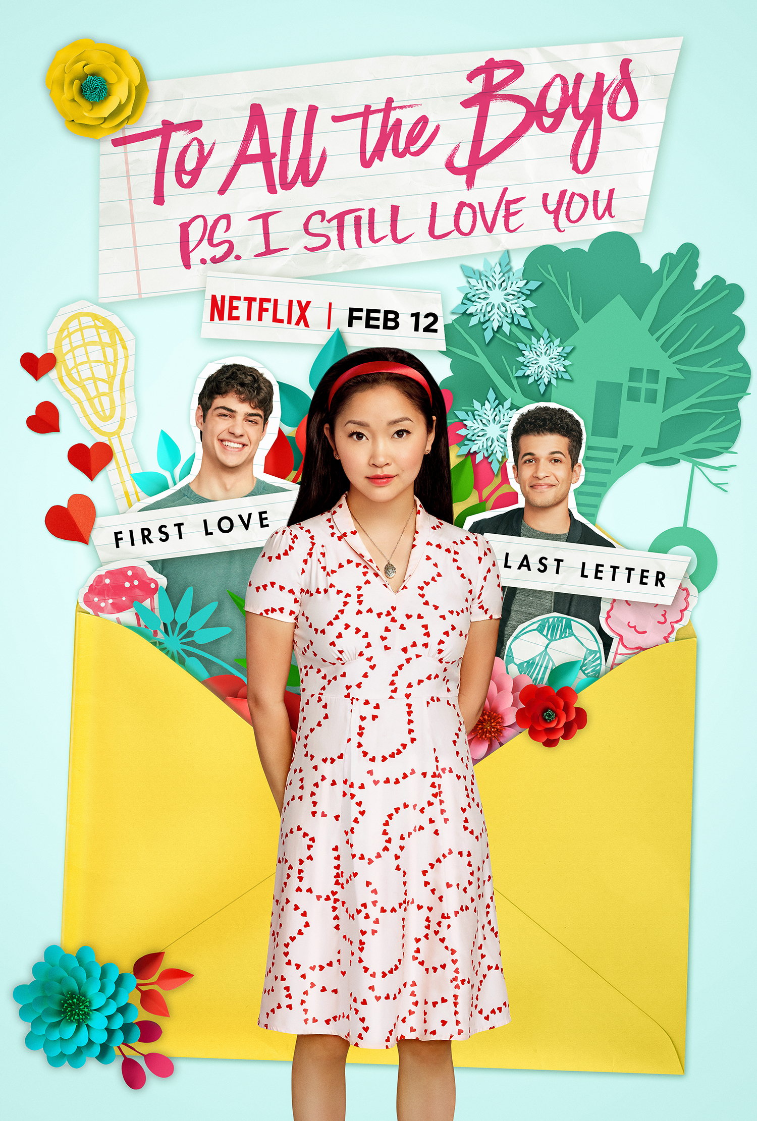 To All the Boys: P.S. I Still Love You (2020) - IMDb