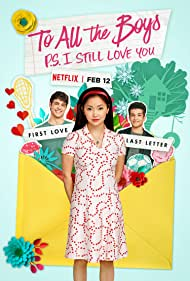 Noah Centineo, Jordan Fisher, and Lana Condor in To All the Boys: P.S. I Still Love You (2020)