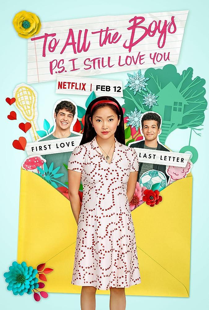 Visiems berniukams: P.S. Aš vis dar tave myliu (2020) online