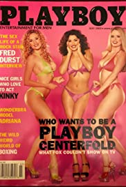 Playboy: Who Wants to Be a Playboy Centerfold? Poster