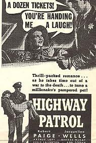 Julie Bishop and Robert Paige in Highway Patrol (1938)