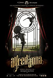 Alfred & Anna Poster