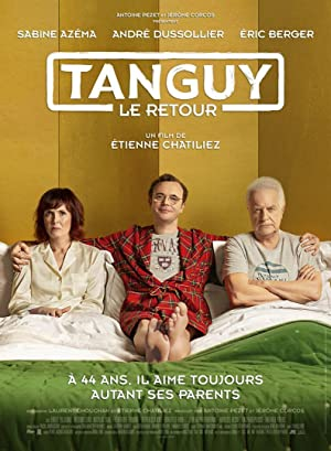 Tanguy Is Back poster