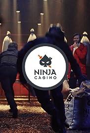 Ninja Casino: Somewhere near Santa Poster