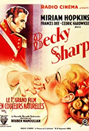 Becky Sharp (1935) Poster - Movie Forum, Cast, Reviews